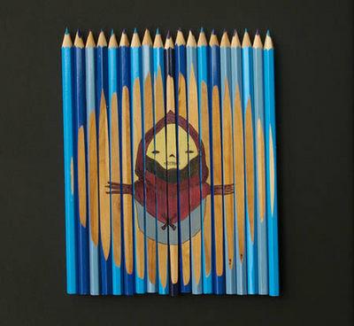 鉛筆アート07
