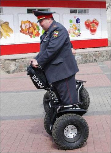 ロシアの警官14