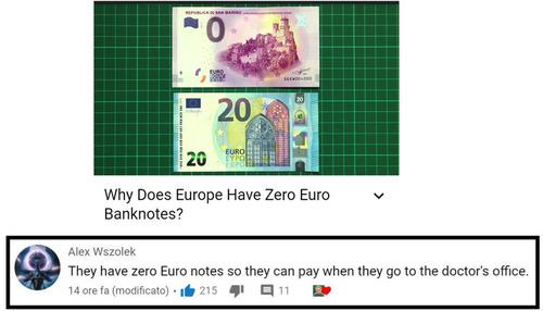 なぜユーロには0ユーロ紙幣があるのか01