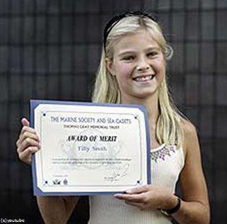 地理で習った津波の前兆により何百人を救った少女02