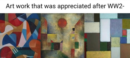 評価される芸術作品の戦前と戦後02