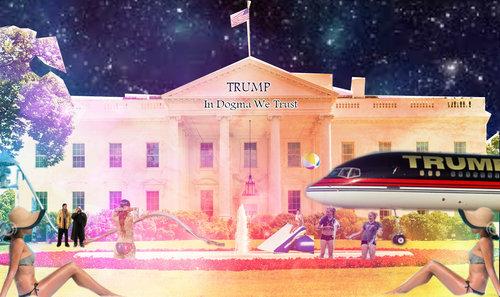 「もうホワイトハウスを変えちまえ!」01