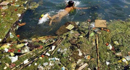 中国のもはや手に負えない公害10
