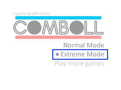 ボールバウンドゲーム「Comboll」06