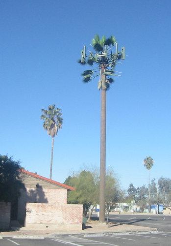 アリゾナ州の電波塔03