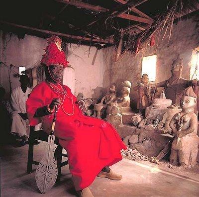 アフリカの部族の王や族長たち06