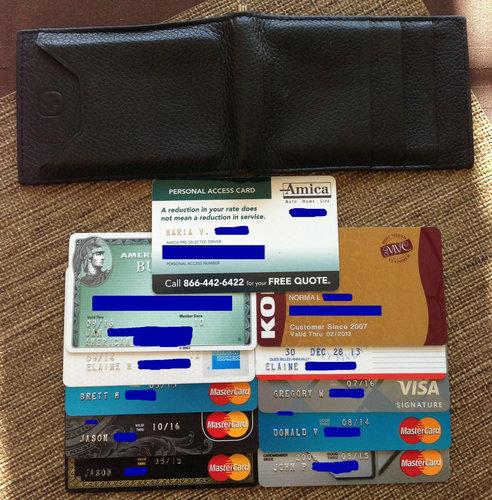 財布を拾った01
