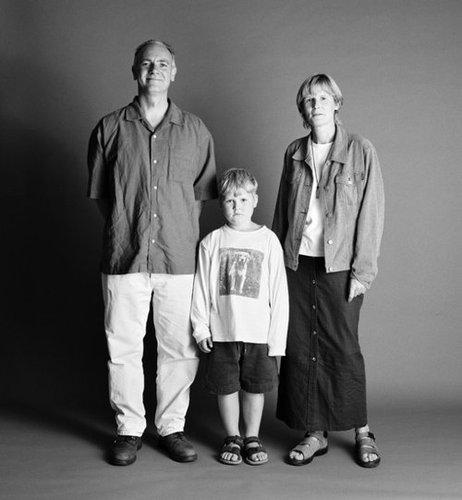 21年間の父、母、息子の写真07