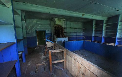 ロシアの廃村25