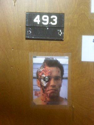 ドアの覗き穴01
