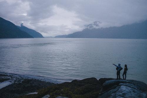 アラスカへの旅21