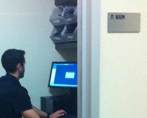 IT系のオフィス02