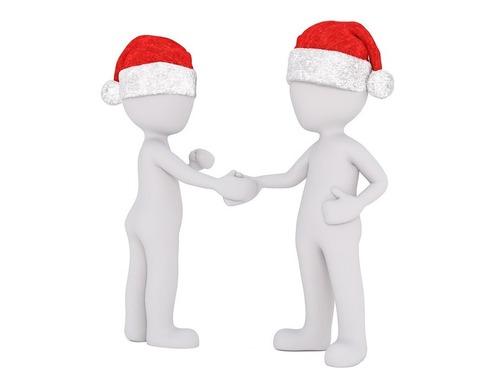 妻とクリスマスツリーの趣味が違う00