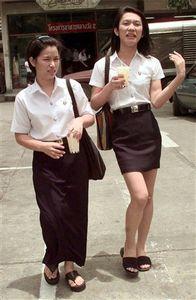 タイにニューハーフ用トイレ