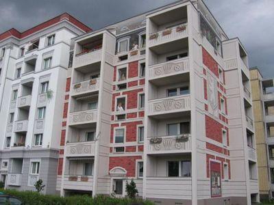 ベルリンのマンション01
