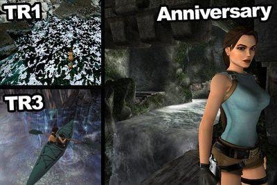 1996: Tomb Raider (Saturn)