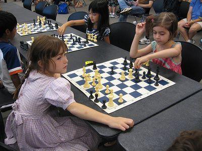 小学校でチェス必修