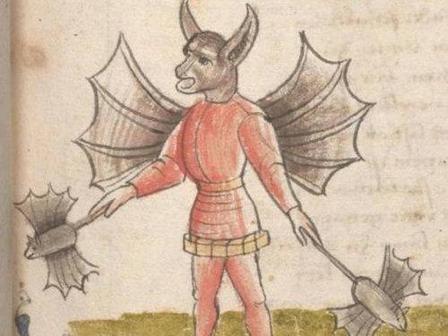 中世の本の挿絵09