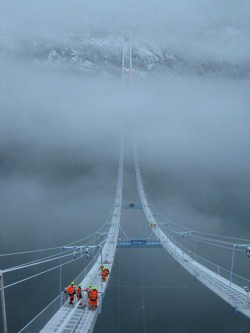 ノルウェーの橋01