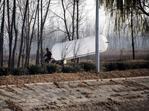 中国の天然ガス運搬02