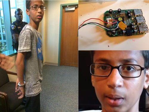 自作時計を学校に持ち込んだ14歳が逮捕される00