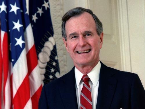 ブッシュ元米大統領、フィリピンの少年を匿名で10年間支援00