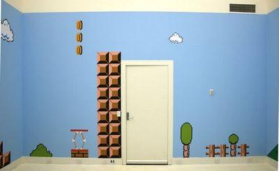 スーパーマリオの部屋01