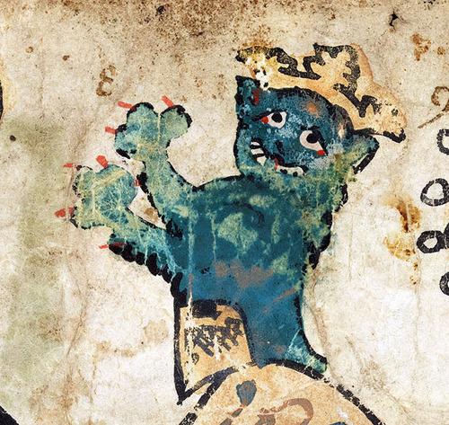 中世の絵画に登場する「猫」04