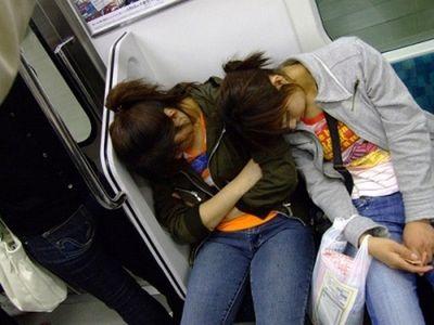眠たい日本人13