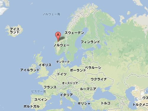 ノルウェーの絶景00