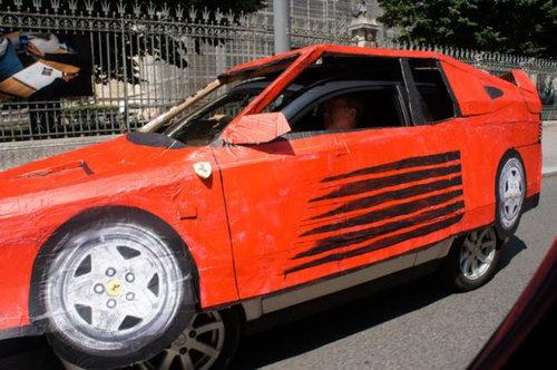 フェラーリに変身06