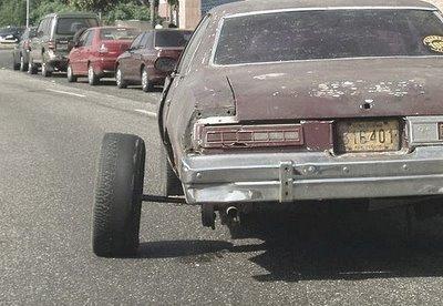 ポンコツ車08