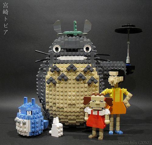 レゴでジブリ12