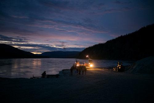 アラスカへの旅25