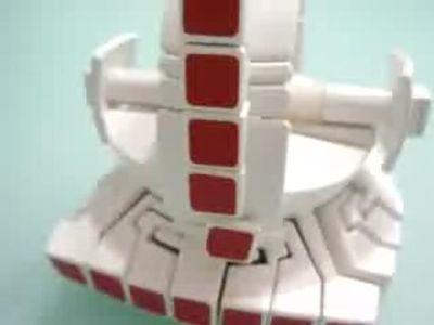 7マスのルービックキューブ