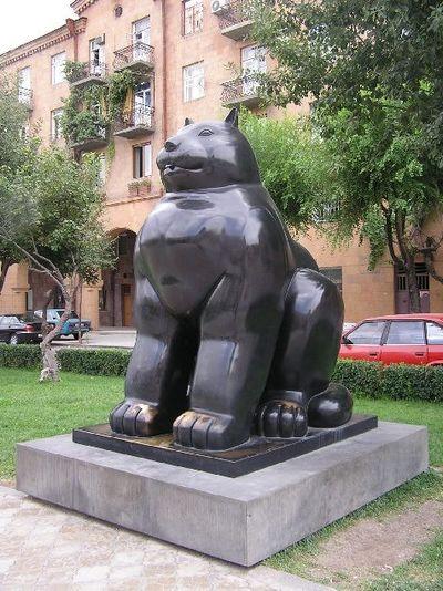 37.Fat cat(デブ猫)