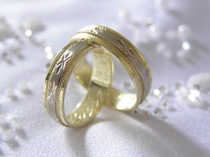 結婚指輪ウェディング・リング
