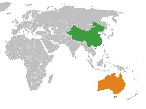 オーストラリアと中国00