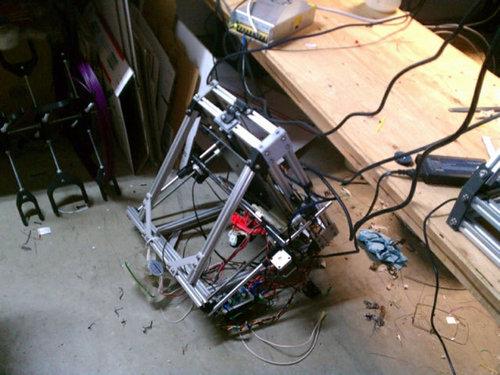 3Dプリンター失敗集25