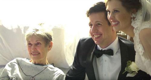 結婚式に出席できなかったおばあちゃん11