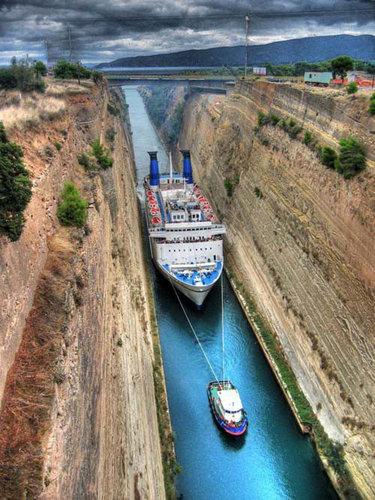 コリントス運河04