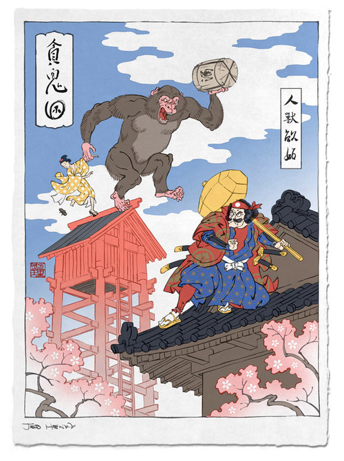 浮世絵ヒーロー06
