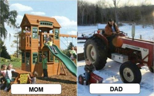 パパとママ、育児の違い13