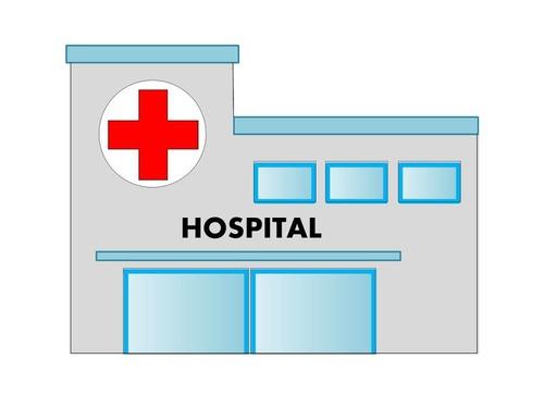 子供病院の内装