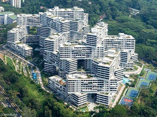 シンガポールのビル00