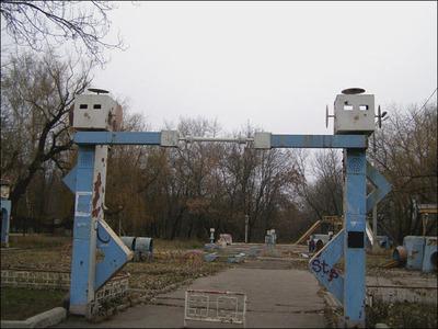 ロシア遊具08
