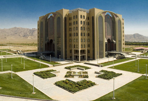イランの図書館01