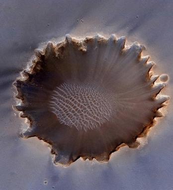 火星に水氷01