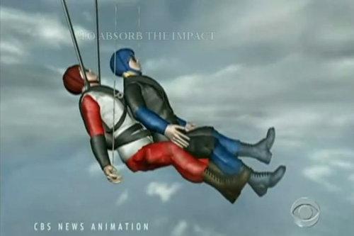 スカイダイビングのヒーロー08