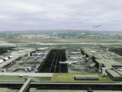 世界の最も忙しい空港07